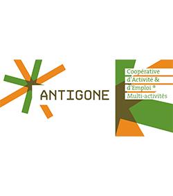 Antigone, Coopérative d'Activité et d'Emploi